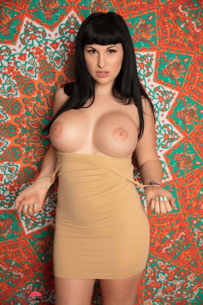 TS Bailey Jay in Im A Tapestry Baby