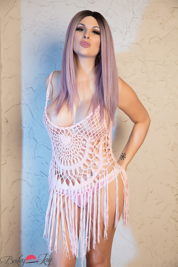Bailey Jay Presents... Sexy Baby Knit Dress Thing